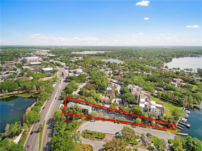 Property listing photo for 800 S ORLANDO AVENUE #2ND